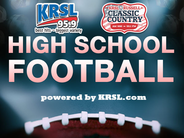 High School Football on KRSL