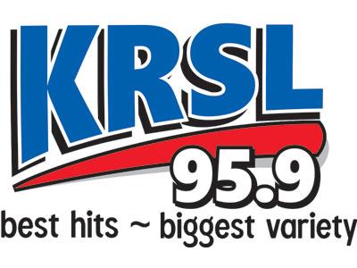 KRSL 95.9 Logo