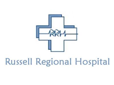 Russell Regional Hospital Logo