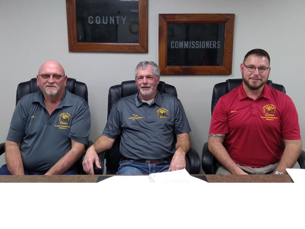 Russell County Commissioners Oct 2020
