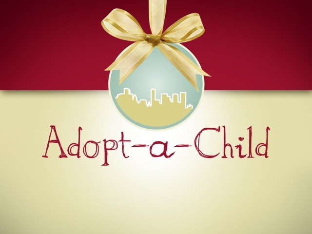 Adopt-a-Child for Christmas