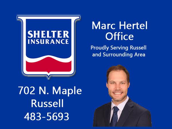 Shelter Insurance Agent Marc Hertel