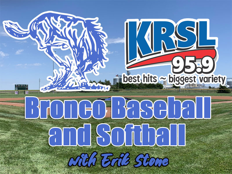 RHS Baseball and Softball on KRSL