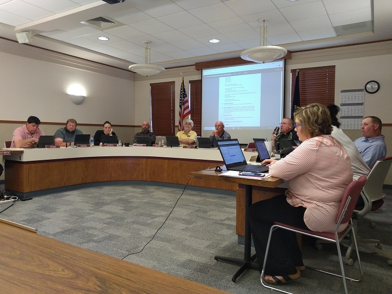 Russell City Council 5-4-21