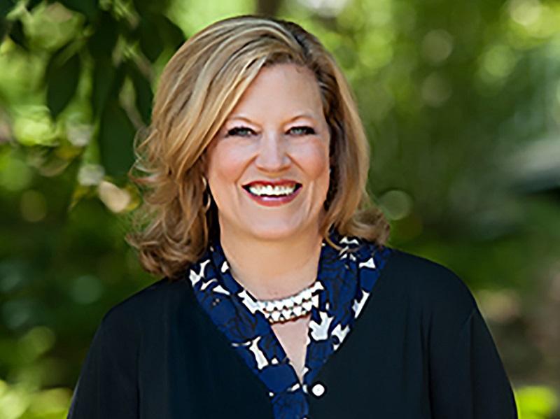Kansas Insurance Commissioner Vicki Schmidt