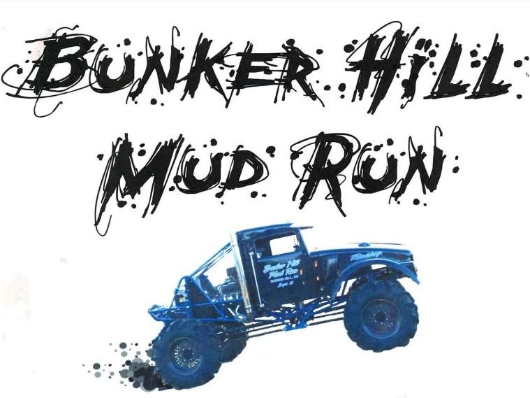 Bunker Hill Mud Run
